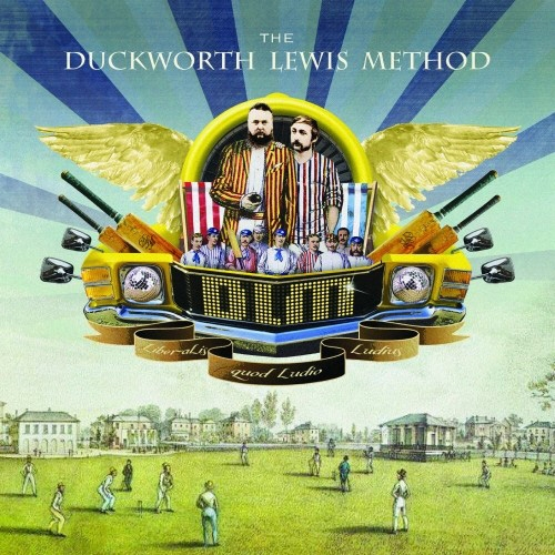 The Duckworth Lewis Method Cover