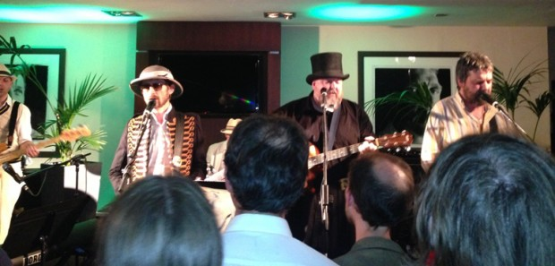 The Duckworth Lewis Method... Lording it up
