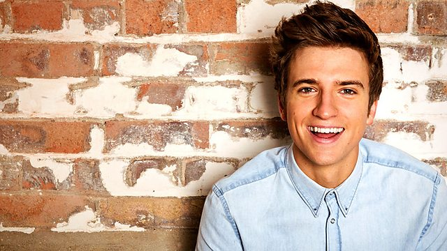 Greg James hosts 'Not Just Cricket'