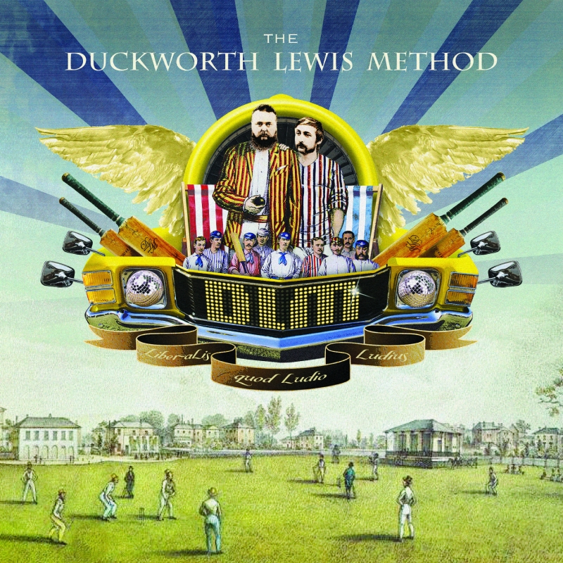 The debut Duckworth Lewis album is here!